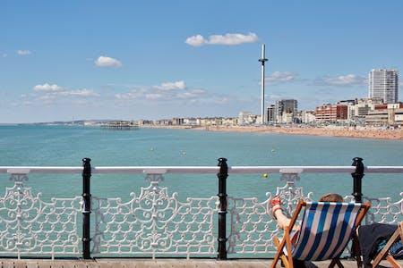 BA i360, Brighton by Marks Barfield ©Paul Raftery