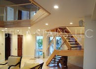 Glass Railings in Florida Keys Residency