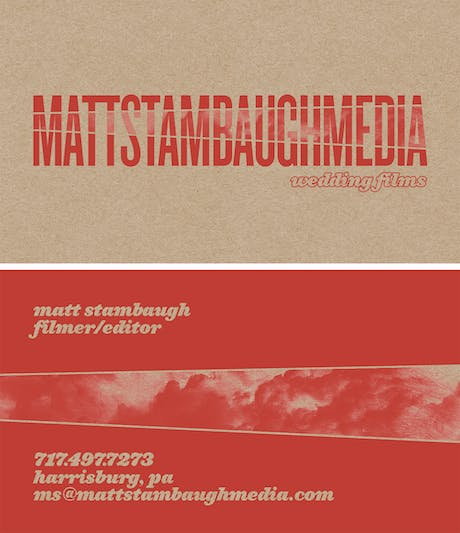 ...MSM Business Card