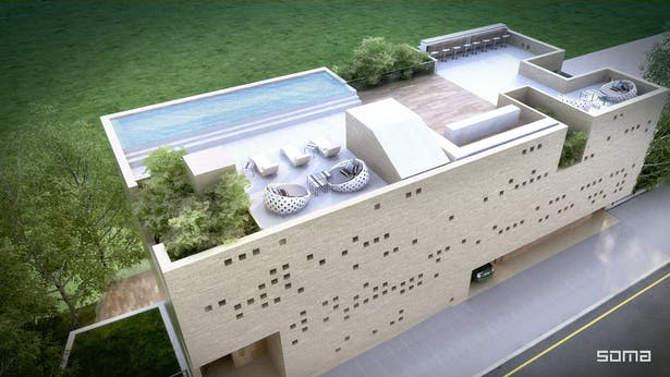 Michel Abboud Design for Naccache 459