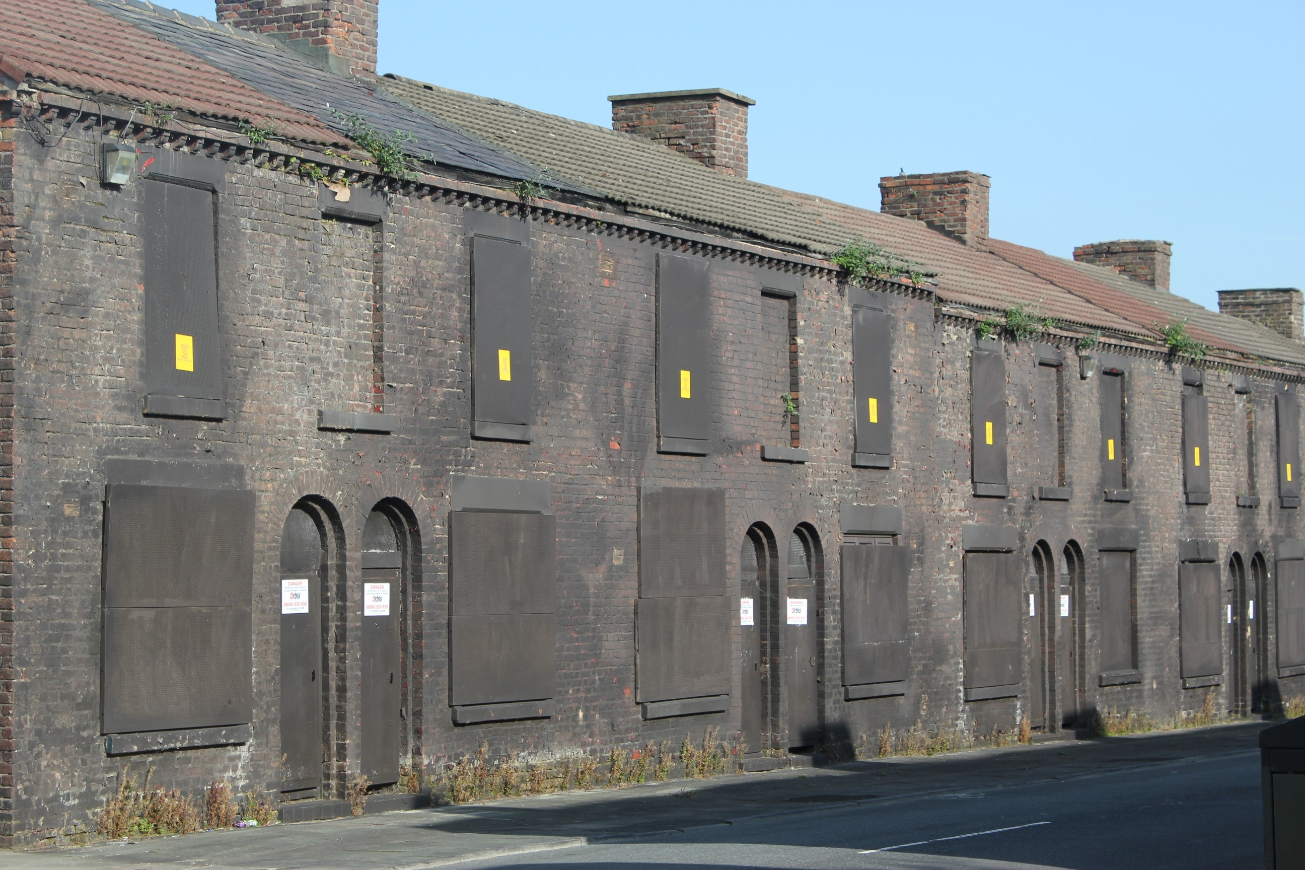Urban School Ruhr In Liverpool, Learning From Everton / Welsh Streets In  Liverpool Credit Photo