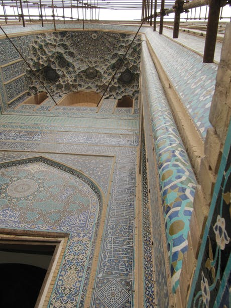 Mosque of Yazd...