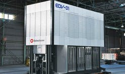 Diawa Lease Unveils Solar-Powered Transforming EDV-01 Prefab