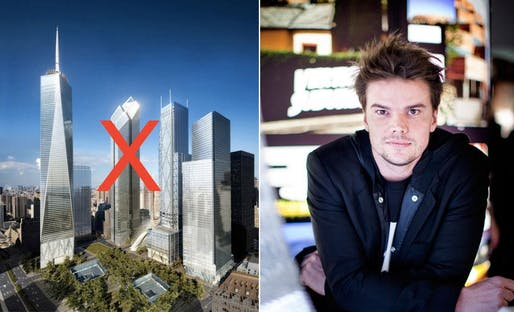 Will Bjarke Ingels design 2WTC?