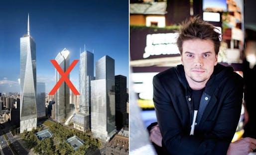 Will Bjarke Ingels design 2WTC?