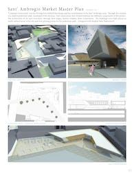 Sant' Ambrogio Market Master Plan