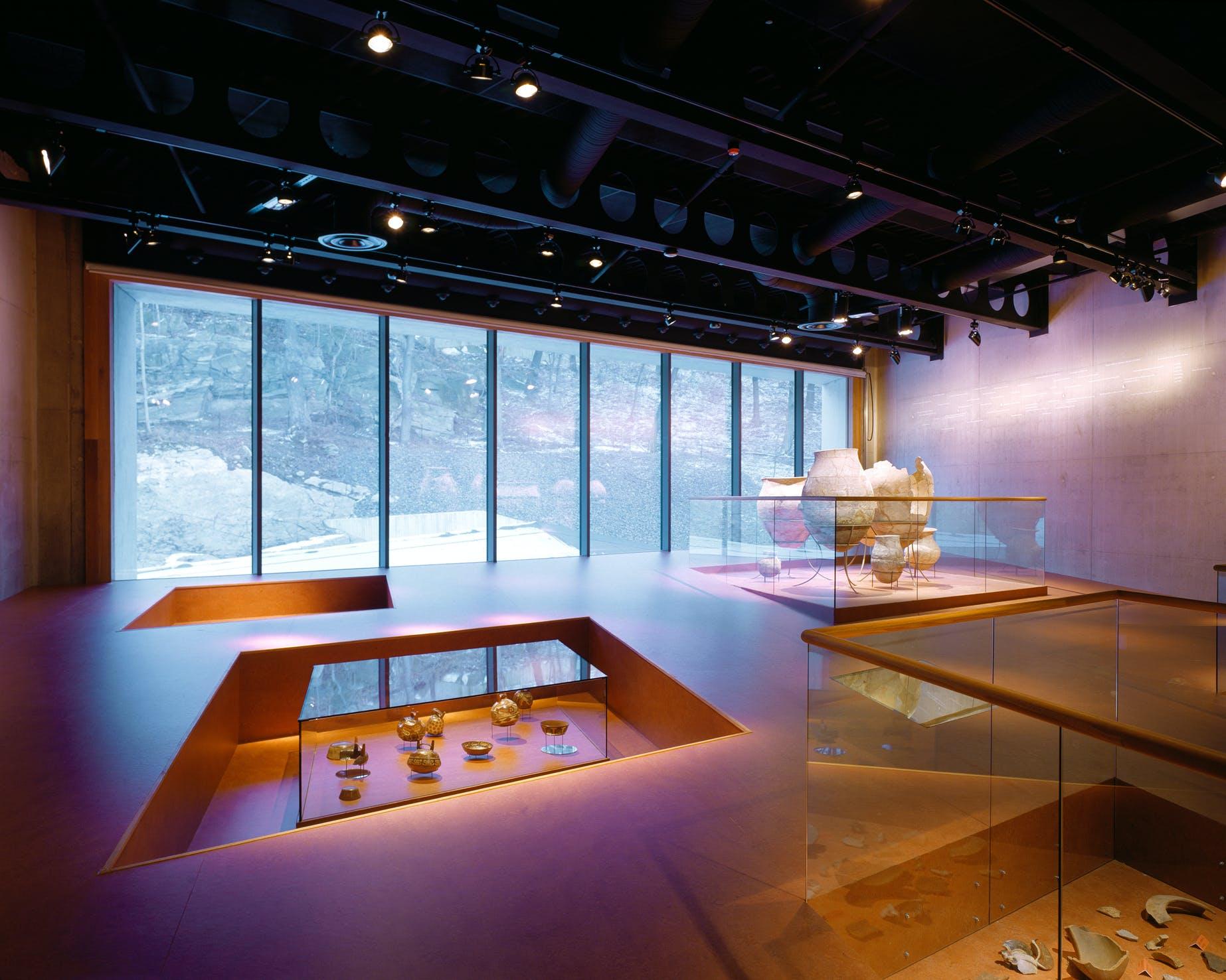 Interiors Of The Museum Of World Culture Brisac Gonzalez