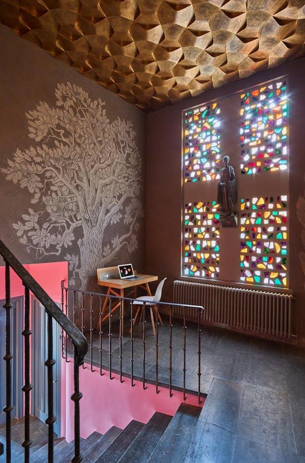 Entrance hall_©Eugeni Pons