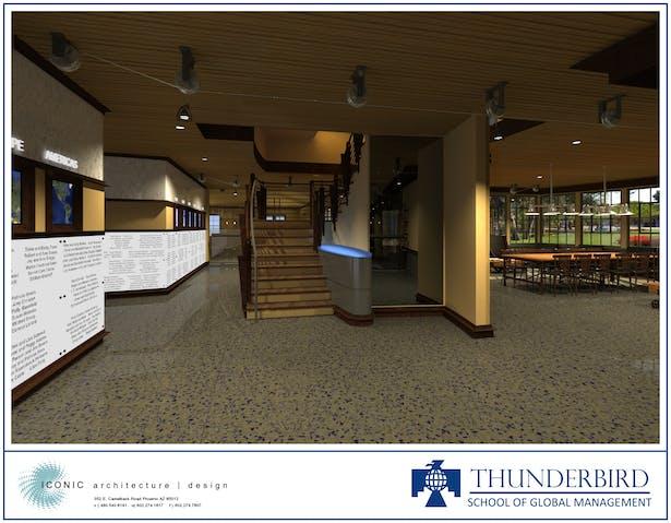 The Thunderbird Tower Renovation | Karen Shakman | Archinect