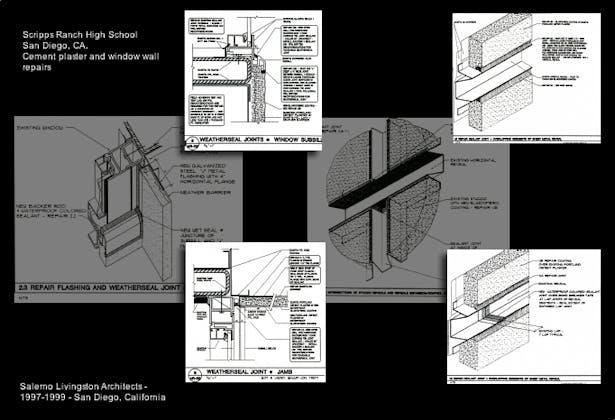 Salerno Livingston Architects - Work project - 1997-1999