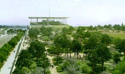 Renzo Piano Unveils Green-Roofed Stavros Niarchos Foundation Cultural Center for Athens