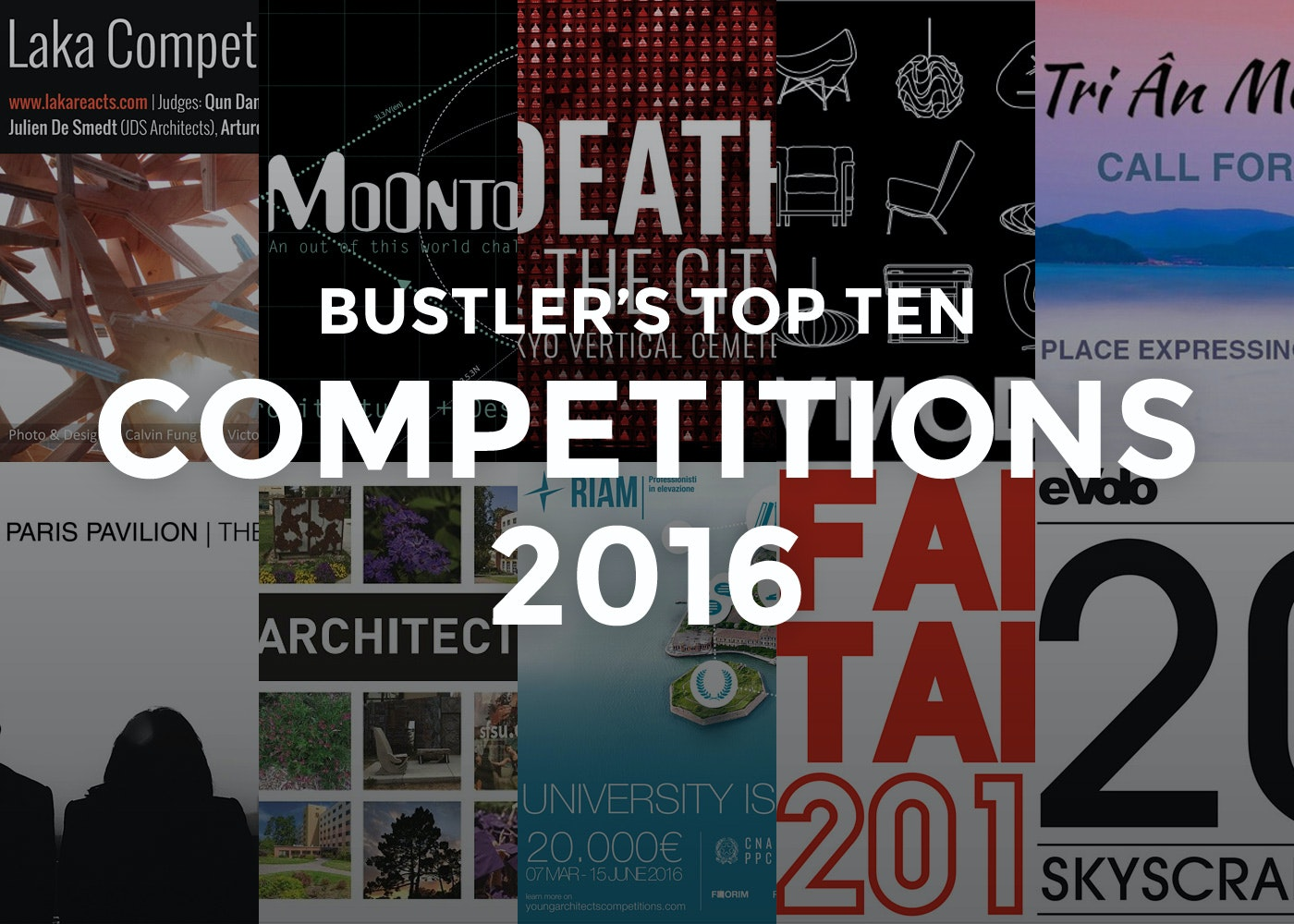 Top 10 Architecture S | Bustler S Top 10 Competitions Of 2016