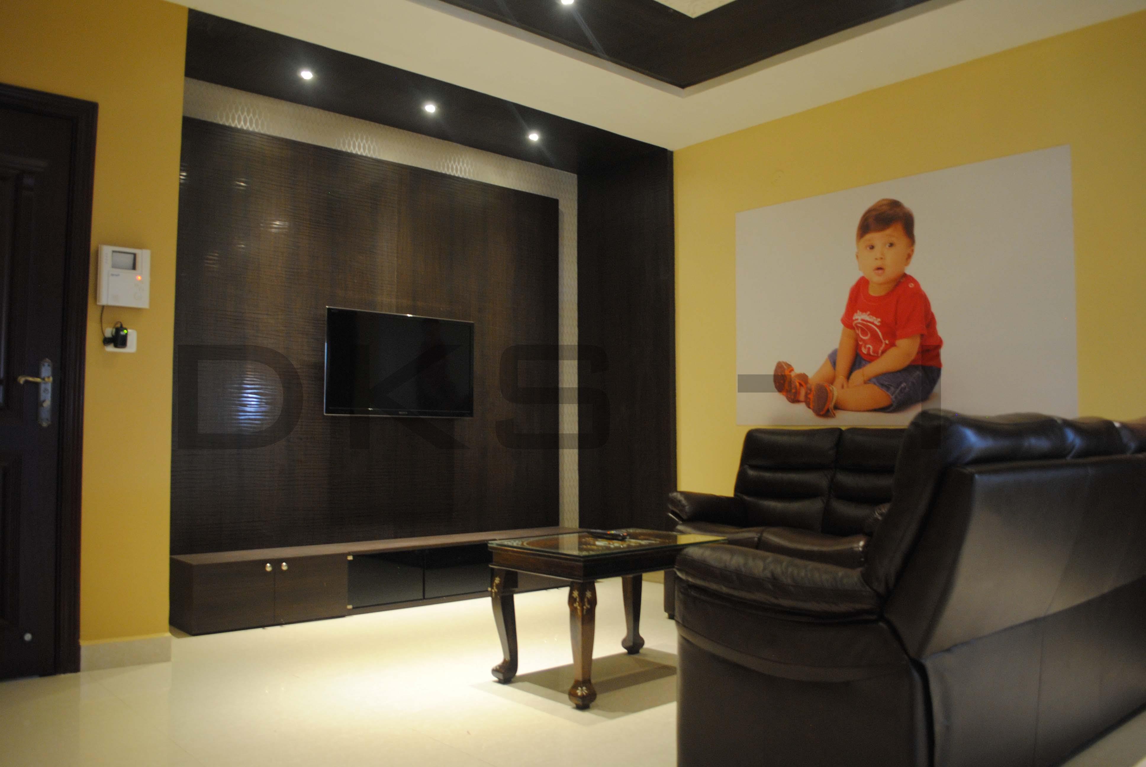 Living Room Designs Chennai residential interior design for mr.keerthivarman - bollineni