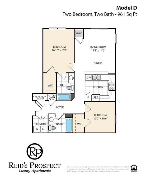 Apartment Model D