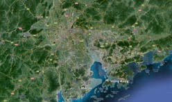 Take a look at the rapid urbanization of China's Pearl River Delta