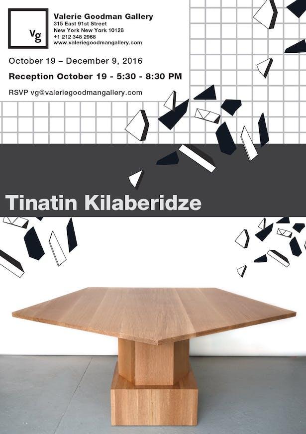Tinatin Kilaberidze & Valerie Goodman Gallery
