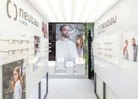 neubau // Booth & MIDO Mailand