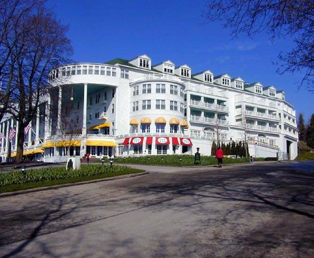 Grand Hotel - Millennium Wing Addition (Image: Smithgroup)
