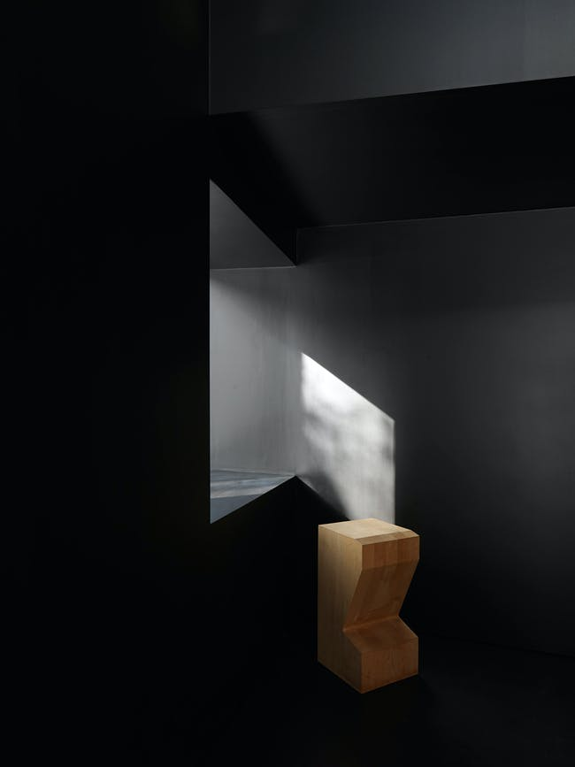 Interiors: Jochen Haidacher's Inspirational Place by Jochen Haidacher. Photo by Mads Mogensen.