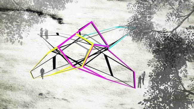 The Anamorphic Hut by OP.AL w/ HiJac