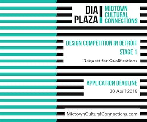 DIA Plaza | Midtown Cultural Connections Design Competition | Request for Qualifications