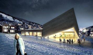 Park City Rejects Bjarke Ingels' Kimball Art Center Designs - Again!