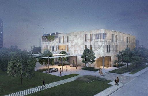 Image © Schaum/Shieh Architects.