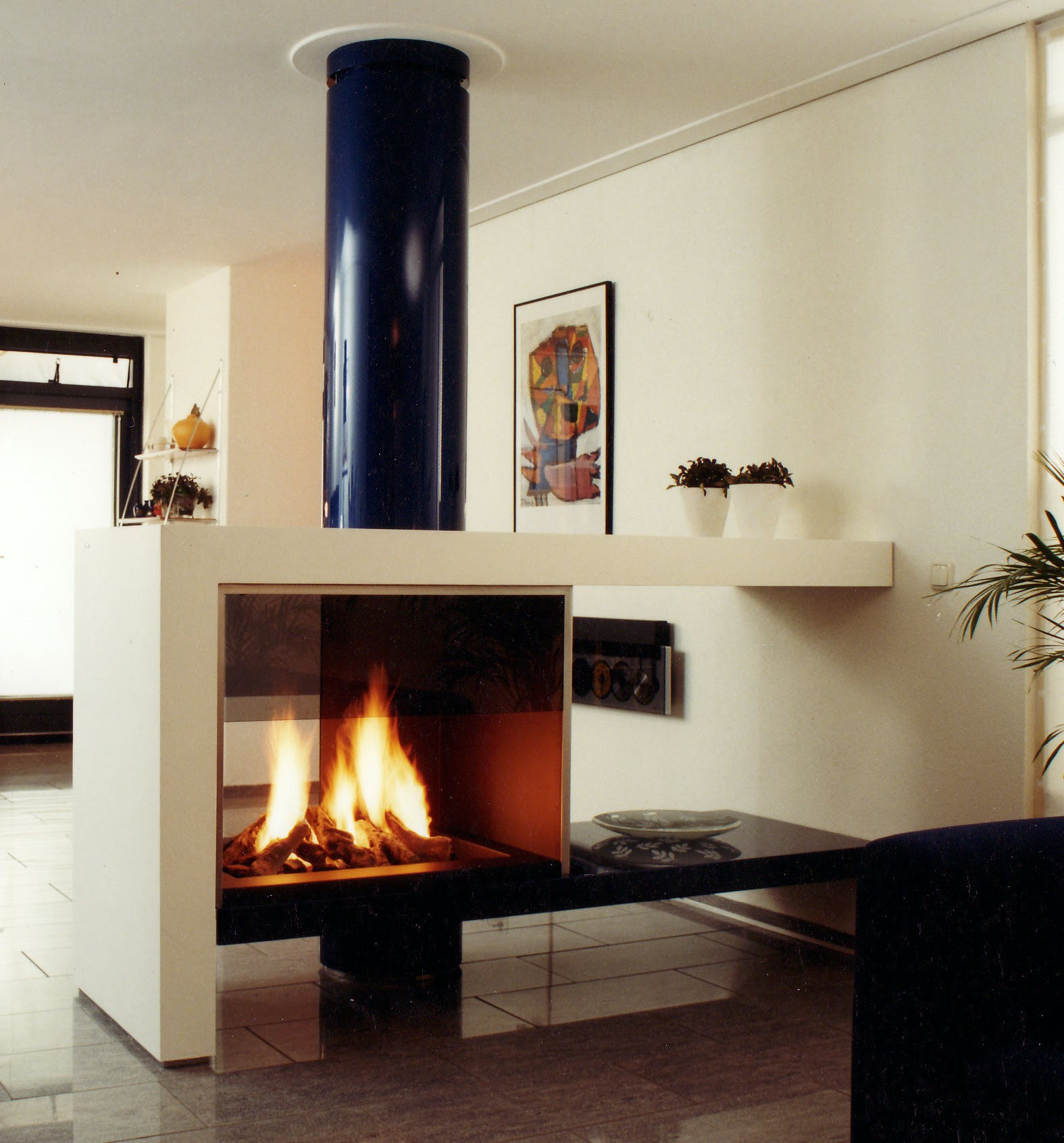 Modern fireplace / cheminée moderne | BLOCH DESIGN | Archinect