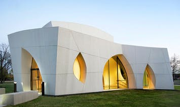 Philip Johnson-designed Interfaith Peace Chapel vandalized in Dallas