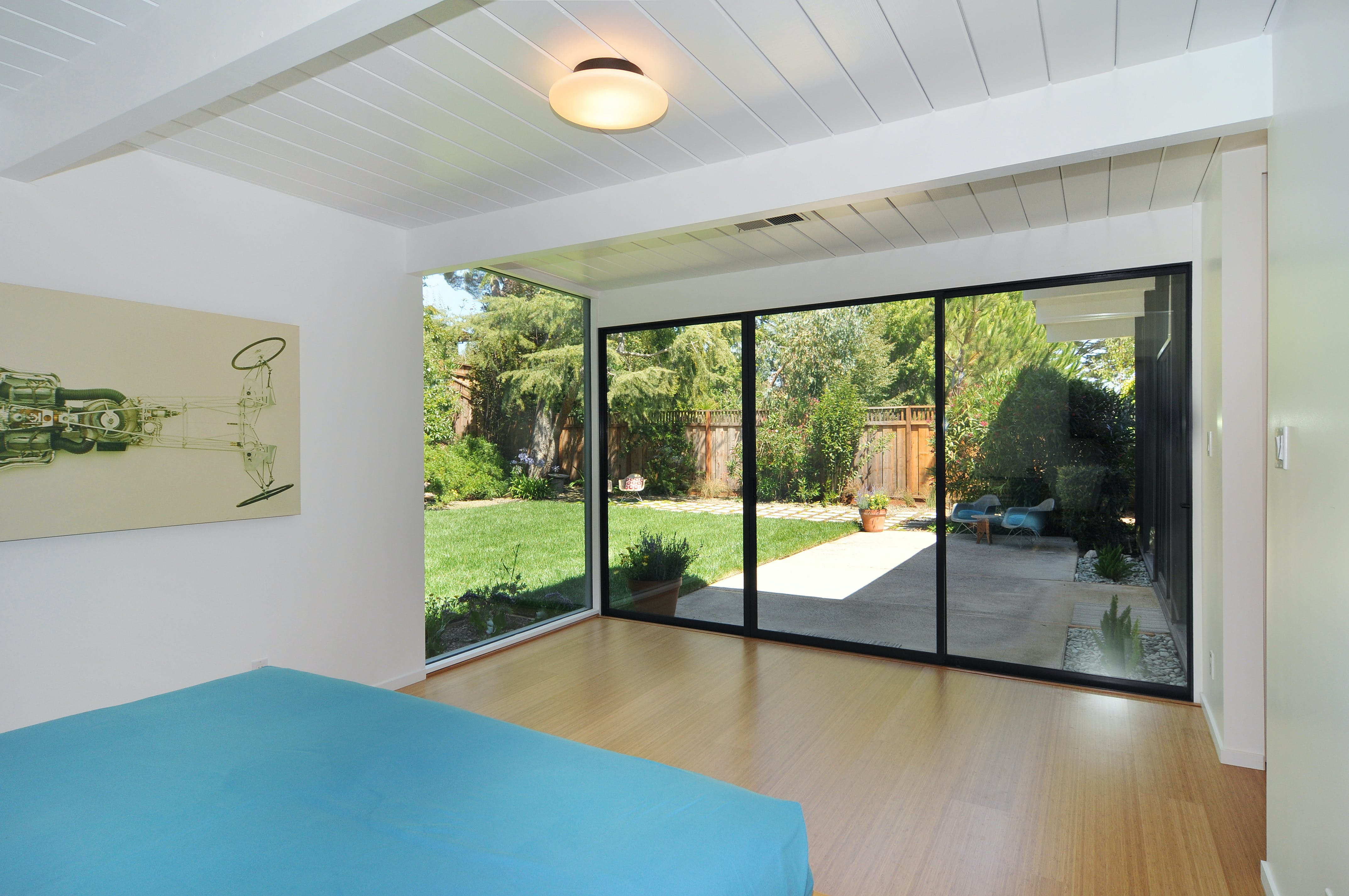 Eichler Bedroom Wing Remodel | Klopf Architecture | Archinect