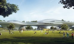 Check out MAD's new LA and SF designs for the Lucas Museum of Narrative Art