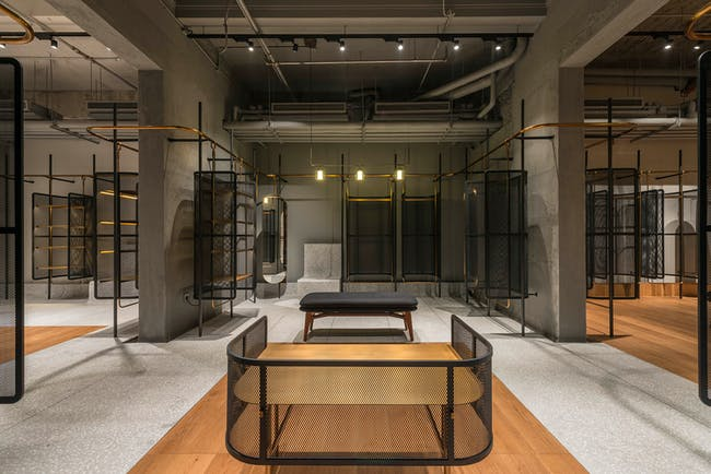 Best Commercial Interior - Neri&Hu Design and Research Office: Comme Moi, Shanghai, China. Photo credit: Azure