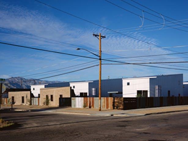 Barrio Sud Development