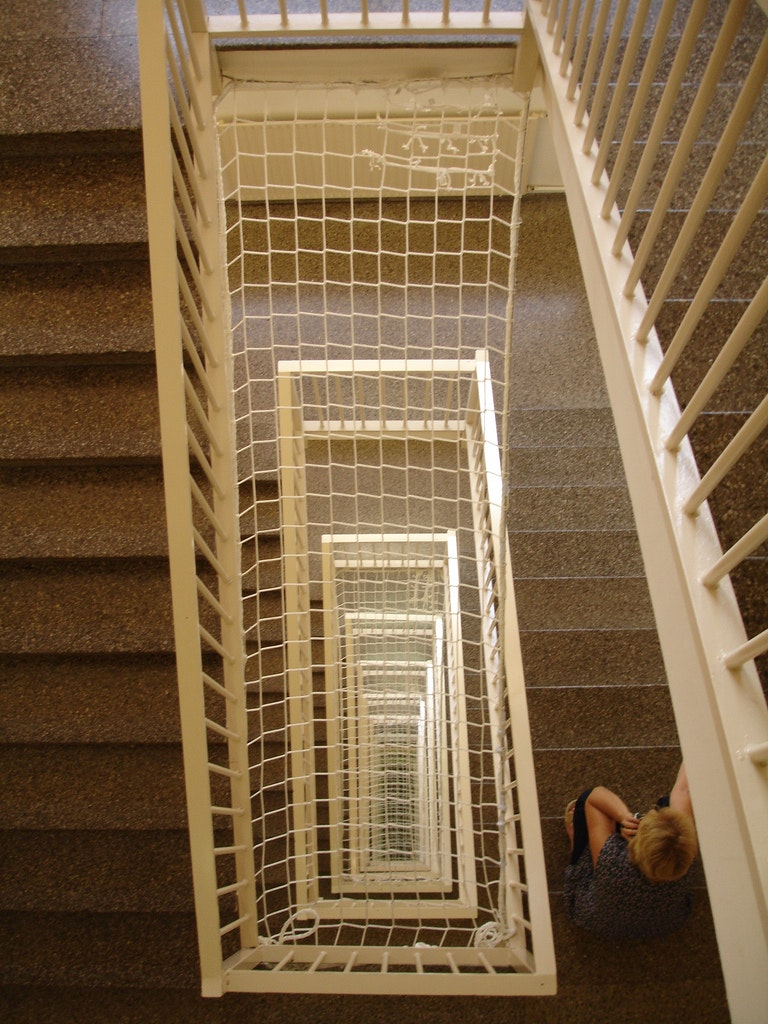 Hello, I Was Wondering If You Guys Could Help Me In Answering A Question  About Stairwell Safety.