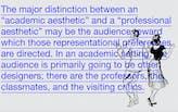 Cross-Talk #4: Joel Kerner on 'Academic Aesthetics'