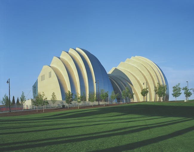 Kauffman Center for the Performing Arts. Photo by Timothy Hursley.