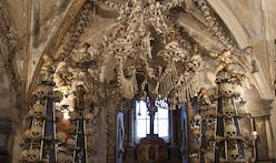 Future sustainable cities will be built with... bone?