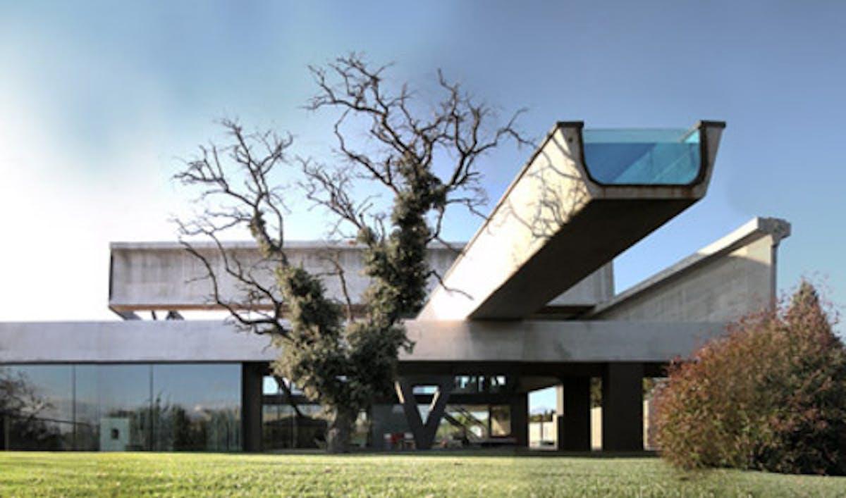 Architettura A Madrid showcase: hemeroscopium house   features   archinect