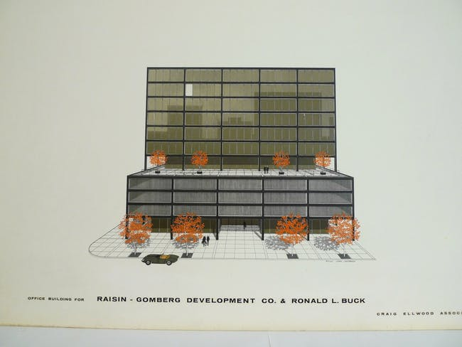 Office Building by Craig Elwood Associates