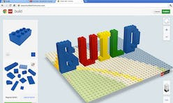 """""""Build with Chrome"""" brings the LEGO-building pastime to the digital realm"""