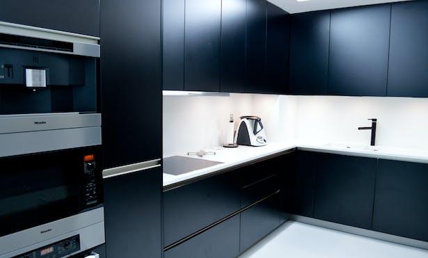 Warendorf kitchen | miele appliances