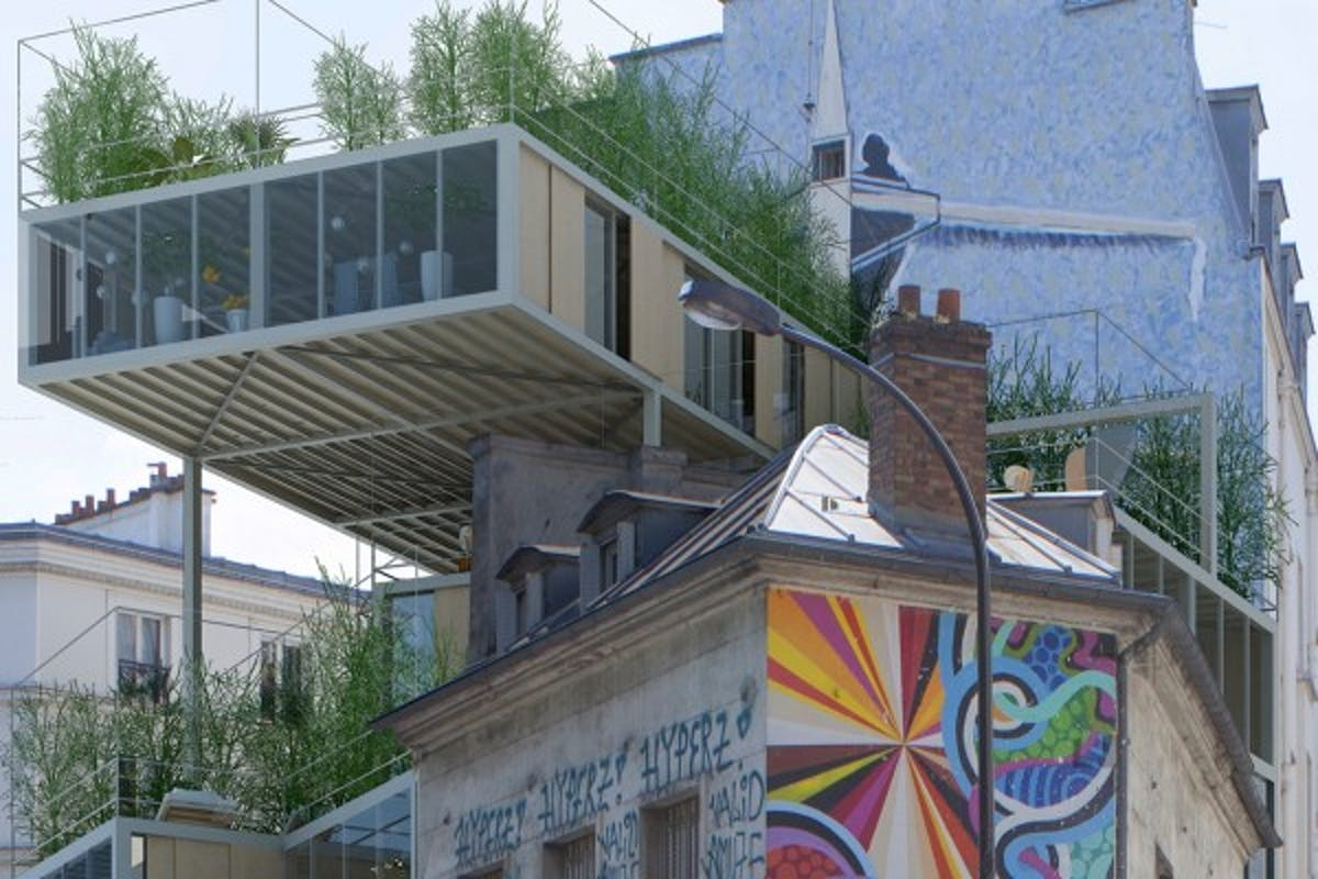 A Parisian Architect S Plan To Solve Housing Shortages By