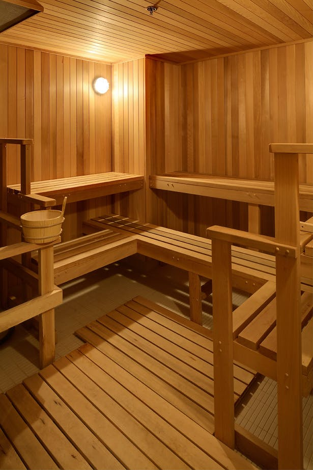 Oakdale Sauna