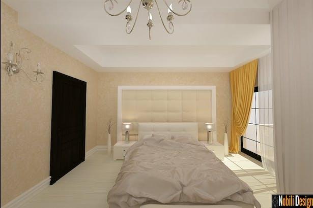 Amenajare dormitor casa moderna
