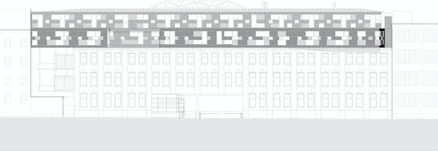 elevation © HOLODECK architects