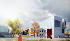 Faculty of Fine Arts, Brno University of Technology by CHYBIK+KRISTOF AA