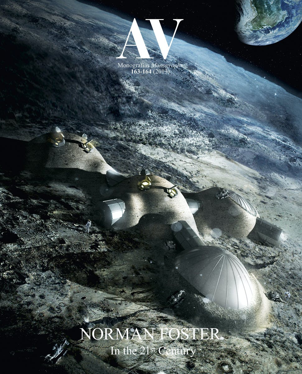 Win norman foster in the 21st century from arquitectura for Av arquitectura viva
