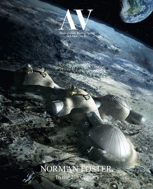 AV Monografías 163-164: 'NORMAN FOSTER In the 21st Century'. Image courtesy of Arquitectura Viva