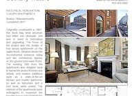 Historical Renovation: Luxury Apartments