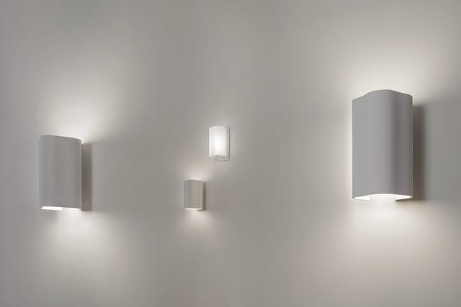 Richard Meier Light display at the Ralph Pucci New York showroom.Photo: Scott Frances.